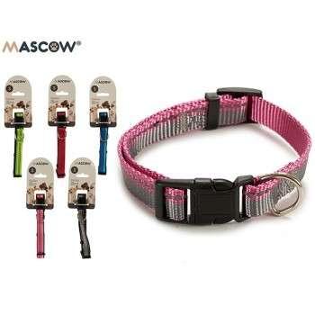 Mascow - collier réglable chic pour chiot et chien de petite taille 1.5 x 14.5 x 1.5 cm. .