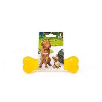 Georplast  - Jouet en os pour chien . 12 x 3,5 x 2 h