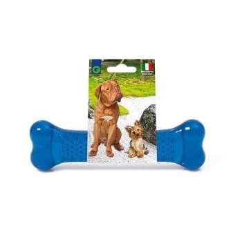 Georplast - Jouet en os pour chien . 18,5 x 5 x 2,5 h