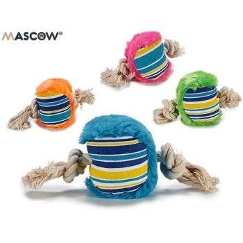 MASCOW - Jouet avec corde 4 couleur