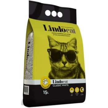 LINDOCAT Classic white (no scent) 15L Standard