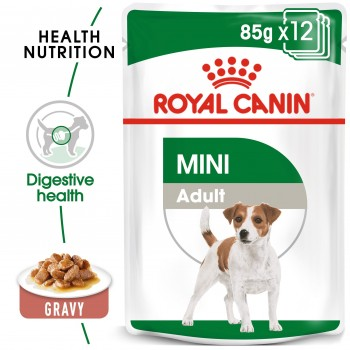 ROYAL CANIN  - MINI ADULT 85G.