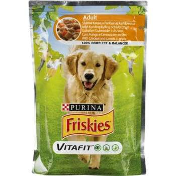 Purina - Friskies Pochon Au...