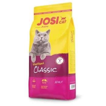 JOSICAT - Sterilised Classic 10kg