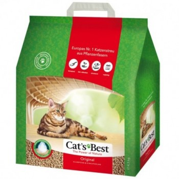 LITIERE CAT'S BEST Öko Plus 10L