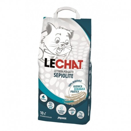 Lechat - Litiere Nature 10L.