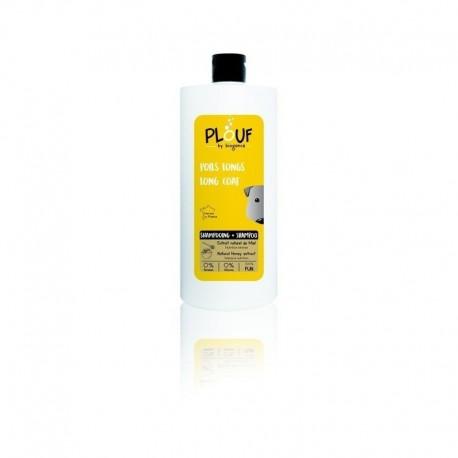 Plouf - Shampooing Poils Longs Pour Chien 400Ml.