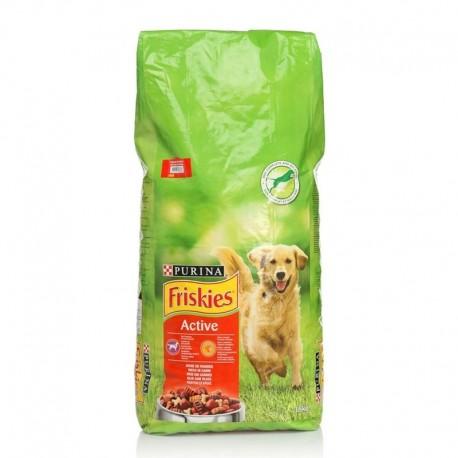 Purina - Friskies Adult Active Boeuf Pour Chien15K