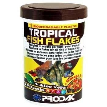 Prodac Tropical Fish Flakes 200G