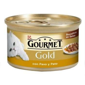 Purina - Gourmet Gold Noisettes A La Dinde