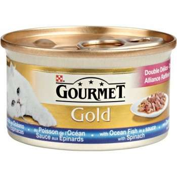Purina - Gourmet Gold Aux...