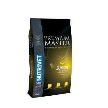 Nutrivet - Premium Master Junior 15Kg