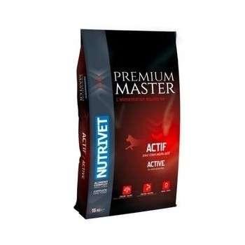 Nutrivet - Premium Master Actif 15Kg