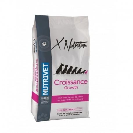 Nutrivet - X Nutrition Croissance 20Kg