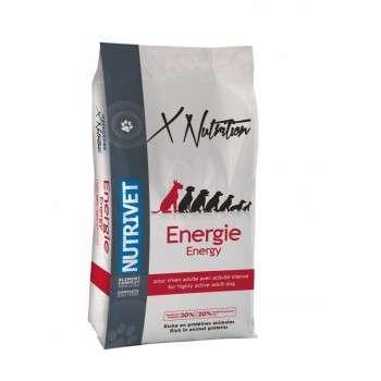 Nutrivet - X Nutrition Energy 20Kg