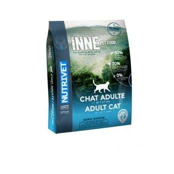 Nutrivet - Inne Chat Adulte Au Poisson 1.5Kg