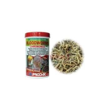 Prodac Bloodworms Chironomus Matiére Premiére Pour