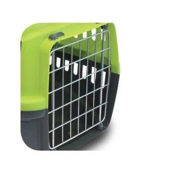 Mp - Gipsy 2 Cage De Transport Avec Porte Metalliq