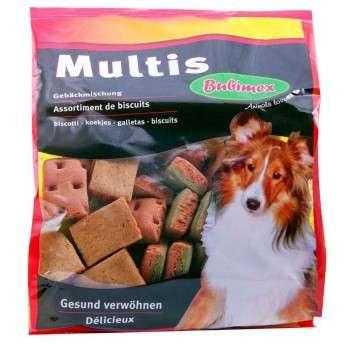 Bubimex  Multis Assort. Biscuits 500 G