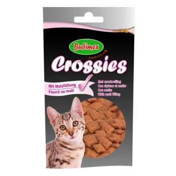 Bubimex Crossies Fourrés Au Malt 50 G