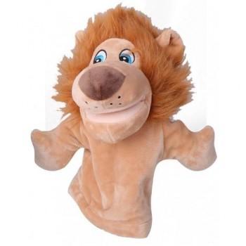 Bubimex P Marionette À Gaine Lion Peluche