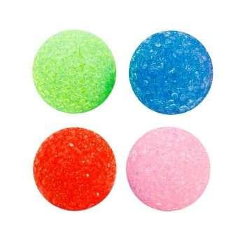 Bubimex Balles Scintillantes X4